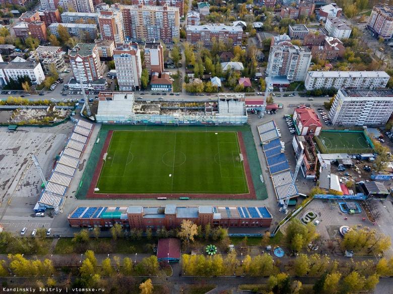 Долгожданная победа: «Томь» дома обыграла «Акрон» из Тольятти