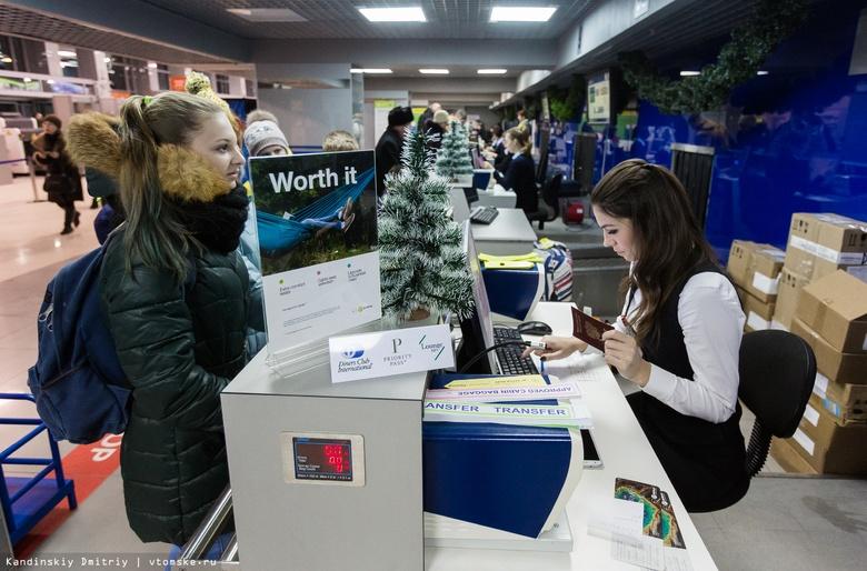 Россия отменила все рейсы за границу