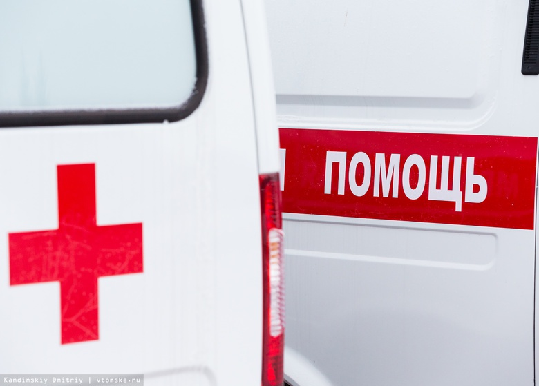 Электропоезд сбил 20-летнего велосипедиста на Мокрушинском переезде