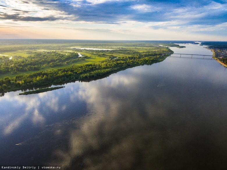 Круизный теплоход причалит летом в Томск и Колпашево