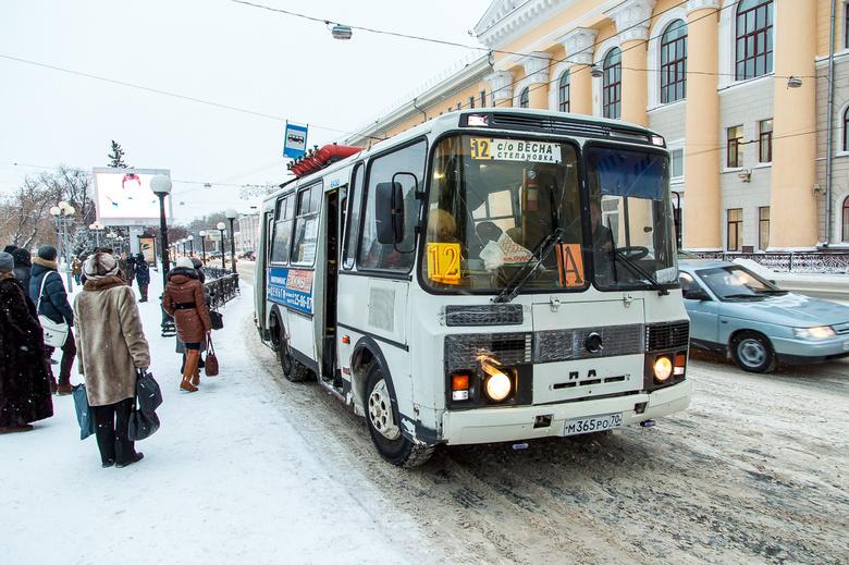 Эксперты представили варианты развития маршрутной сети Томска