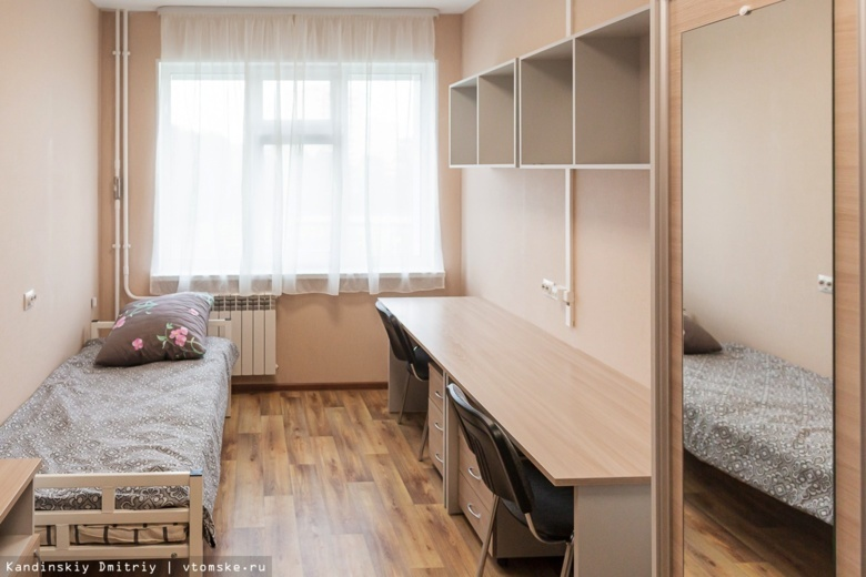 Томский вуз разместит у себя студентов, путешествующих по России