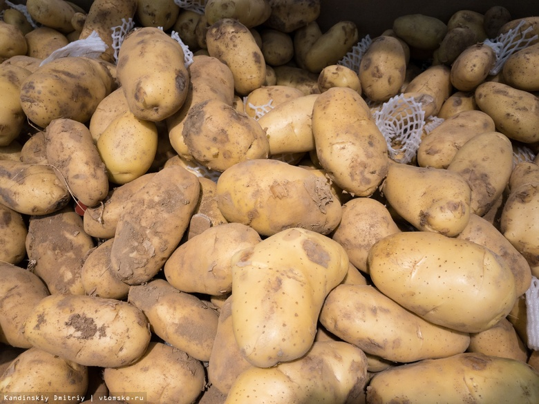 ЦБ: слабый урожай корнеплодов привел к росту цен на картофель в Томской области