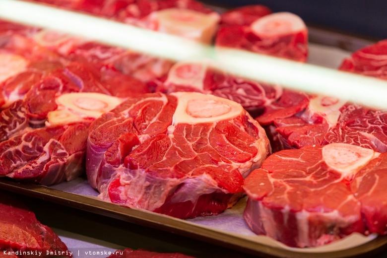 Статистика: в Томске самые высокие цены на говядину и вареную колбасу в СФО