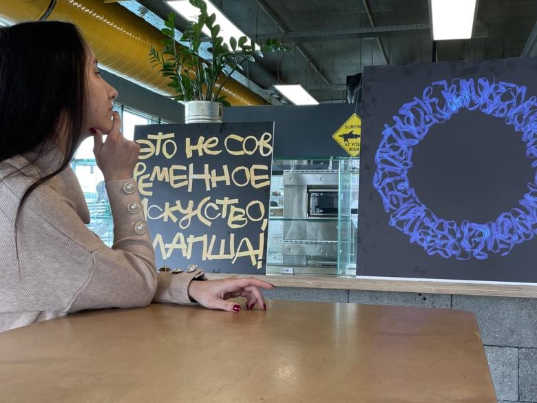 В Томске открылась всероссийская выставка макаронного искусства «Покраста Лампаста»