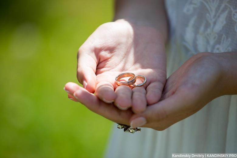 Росстат: в Томской области выросло число свадеб и сократились разводы