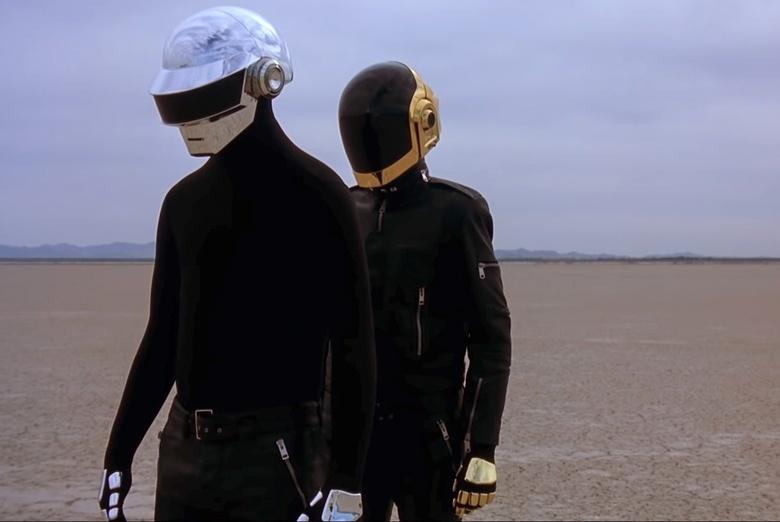 Daft Punk распались. Группа опубликовала прощальное видео