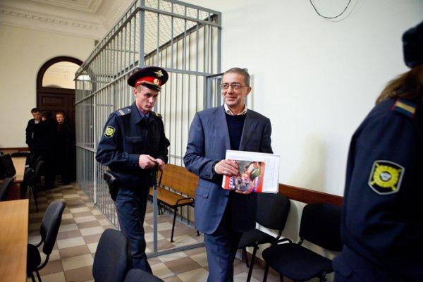Экс-мэр Томска Макаров выходит на свободу