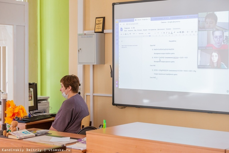 Электронный журнал и уроки по видеосвязи: как школьники Томска перешли на «удаленку»