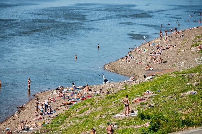 МЧС предупреждает жителей Томской области о недельной жаре в +30°С