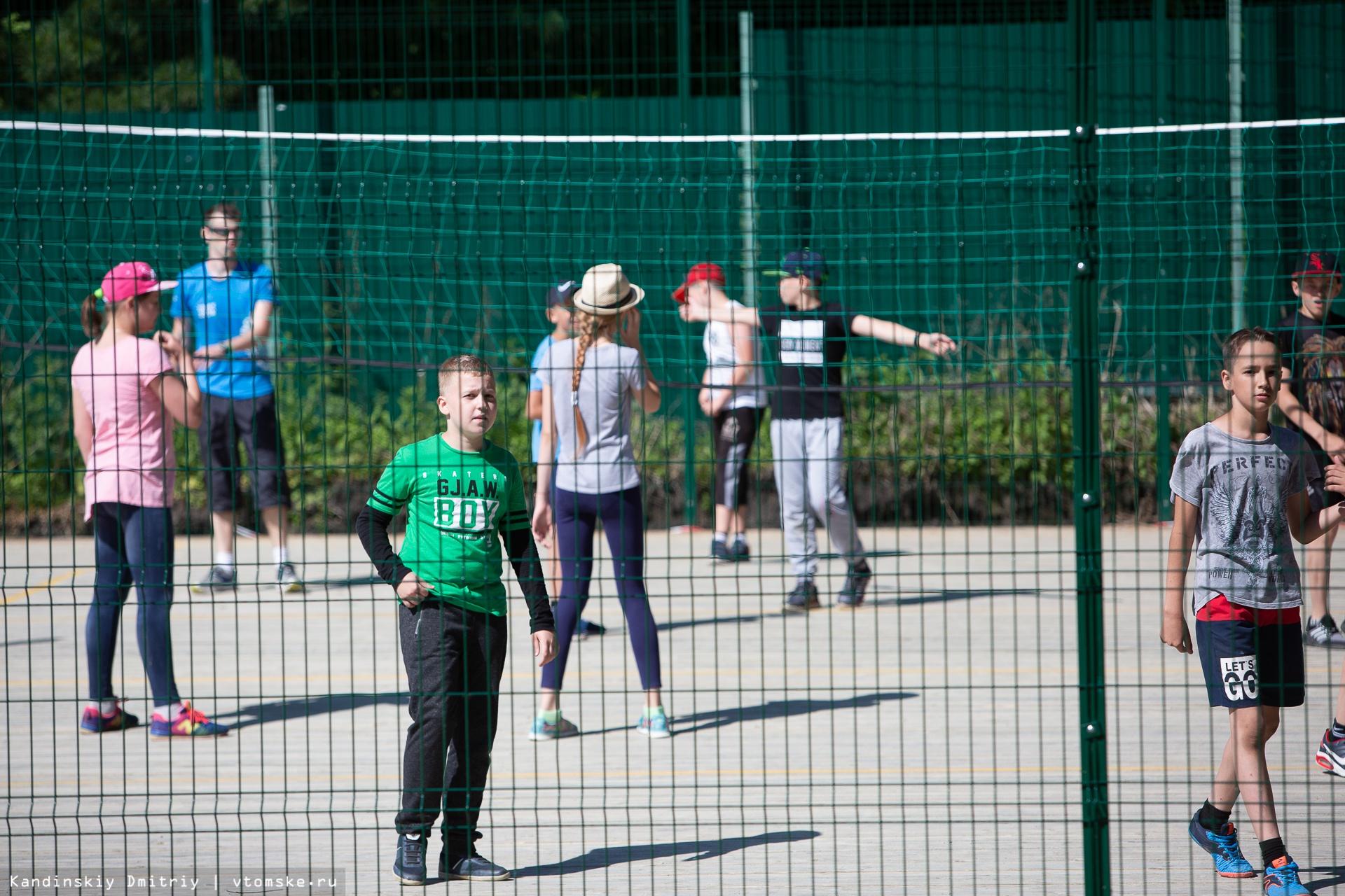 Власти Томска помогут лагерю «Огонек» стать круглогодичной спортбазой для детей