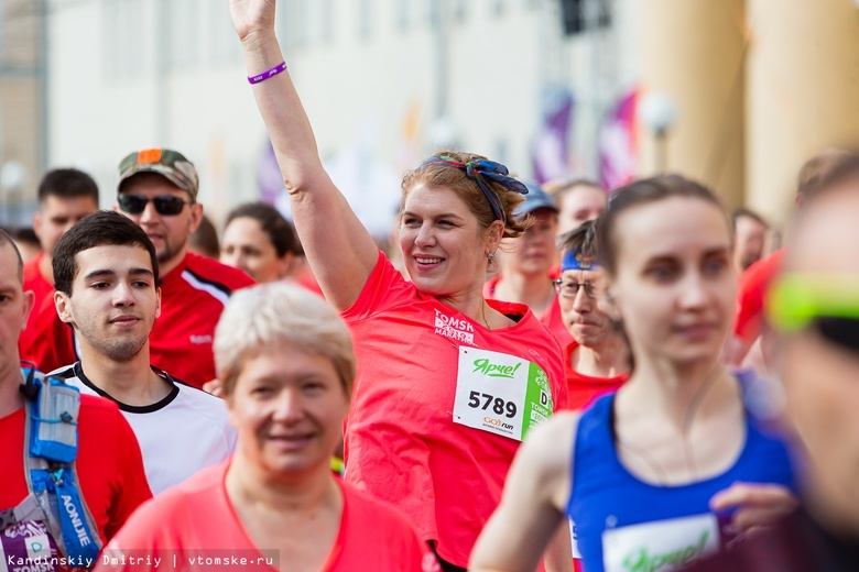 Томский марафон перенесли на октябрь