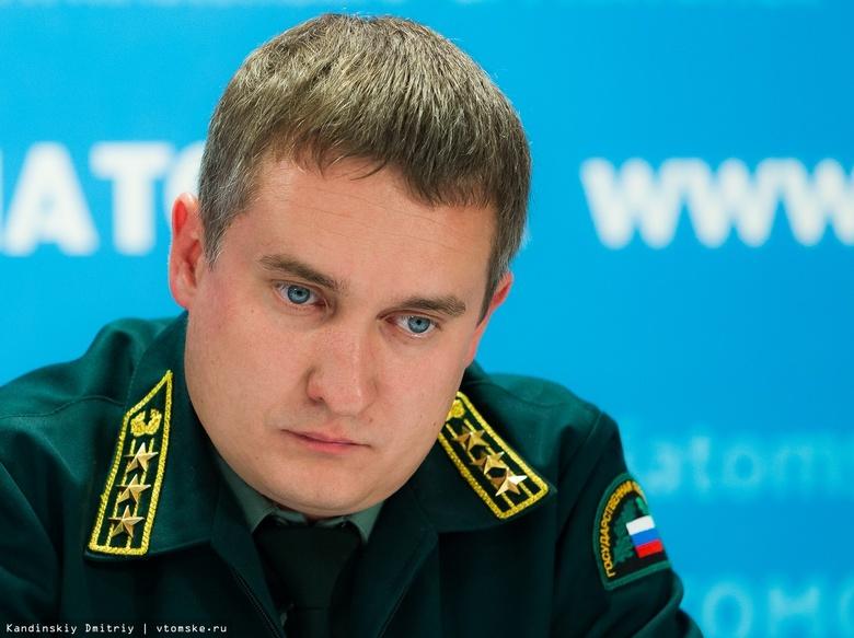 Новым главой департамента лесного хозяйства Томской области стал директор «Томсклесхоза»
