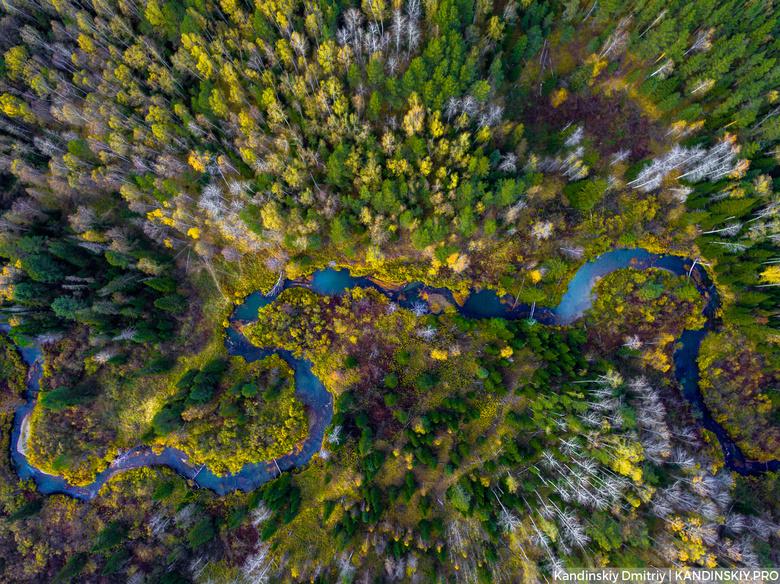 РГО планирует в 2018г облететь «Золотое кольцо» Томской области на дельталетах