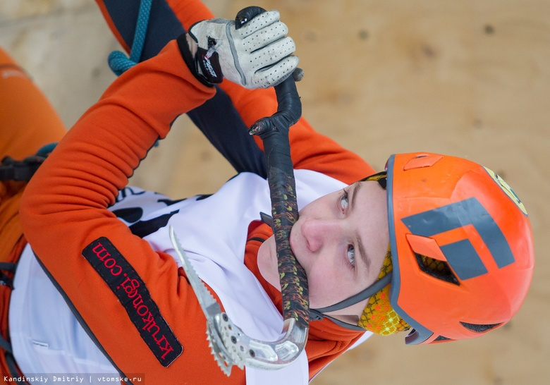 Томичи завоевали 6 медалей первенства мира по альпинизму