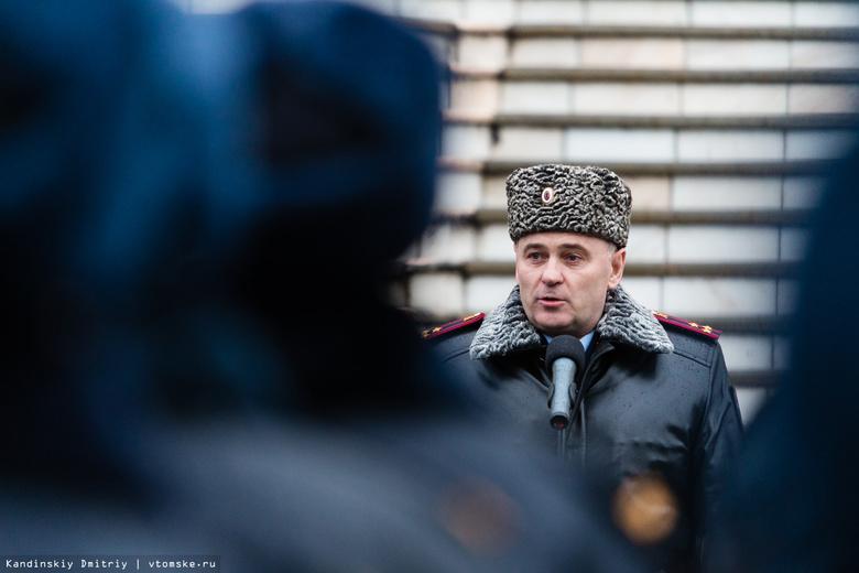 СМИ: в томском УМВД сняли с должности капитана за то, что он не встретил начальника