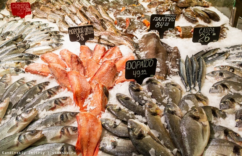 Производство томских термометок для оценки свежести рыбы начнется в 2020г