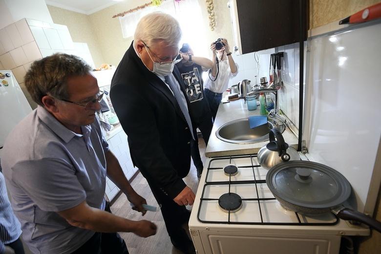 Более 1 тысячи семей в трех томских селах получили возможность подключить газ