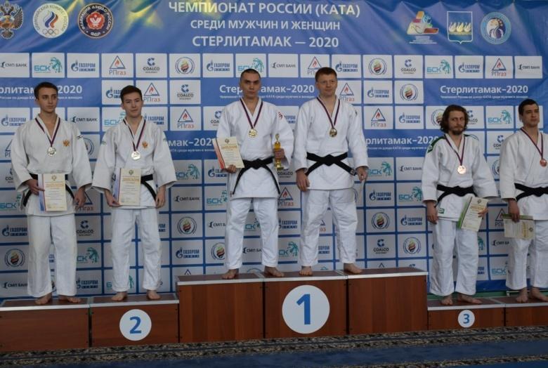 Томские спортсмены стали чемпионами страны по ката дзюдо