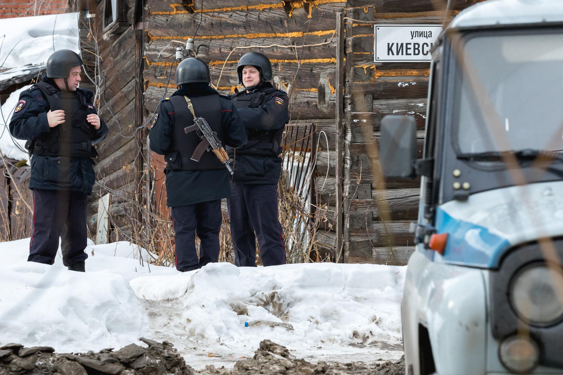 УМВД: сообщение о минировании офиса «Сбербанка» в Томске оказалось ложным