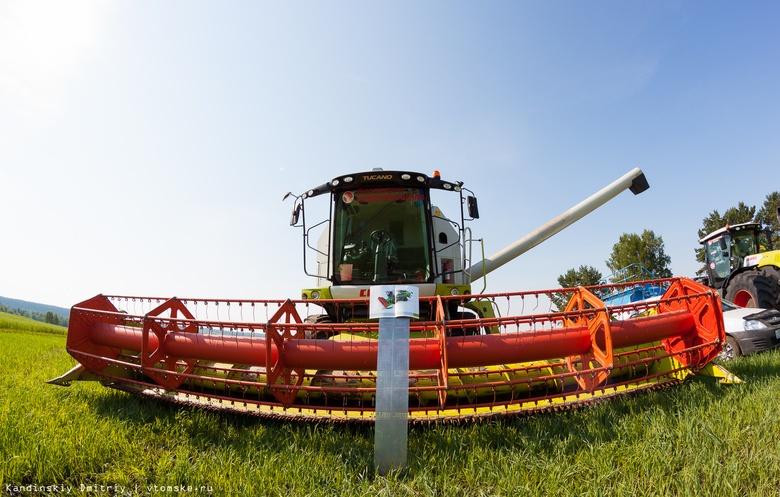 Почти 40 томских сельхозпредприятий приступили к посевной раньше срока
