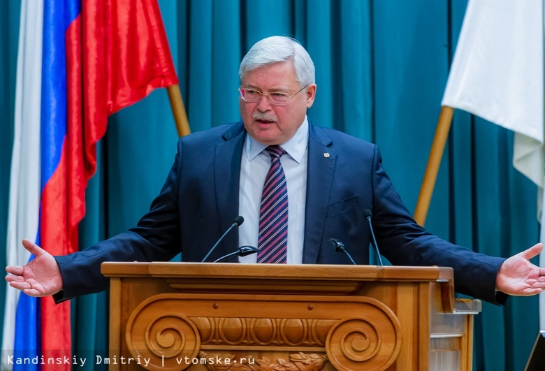 Жвачкин: на борьбу с коронавирусом Томская область потратила 10 млрд руб