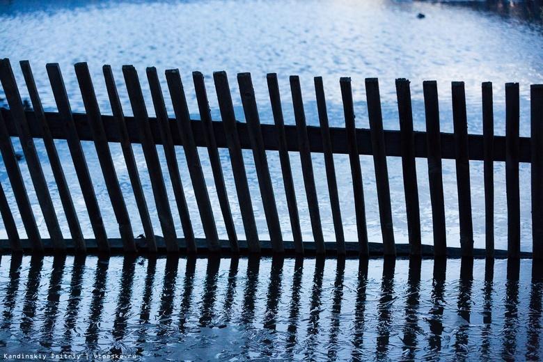 МЧС сообщило, сколько дорог и сел подтоплено паводковыми водами в Томской области