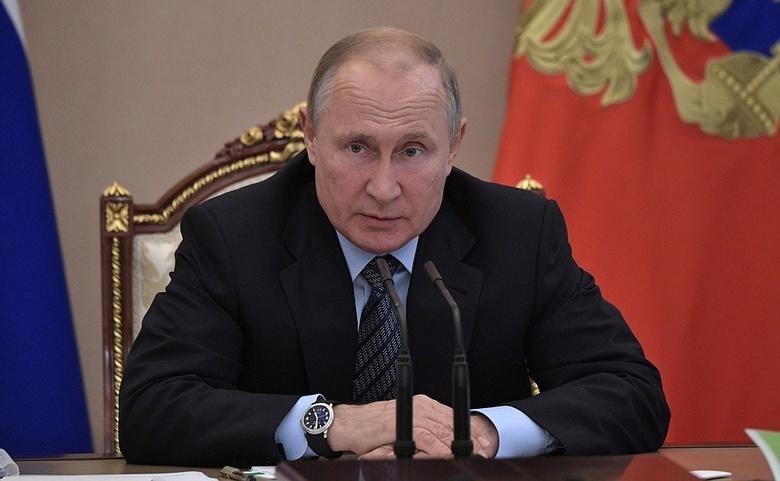 Путин: холодная война затронет Россию меньше всего