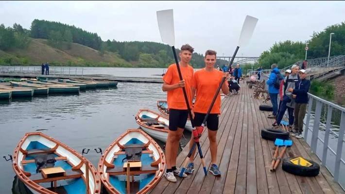 Томские гребцы завоевали четыре медали на чемпионате России