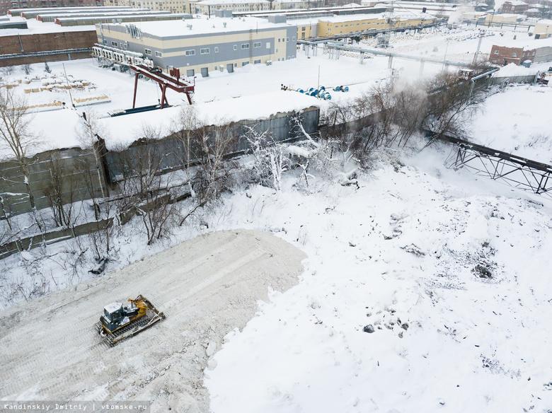 Росприроднадзор обяжет власти убрать тлеющую свалку на Каштаке в Томске