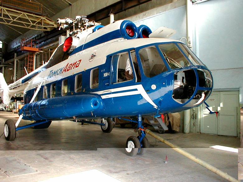 Арестованные у «Томск Авиа» Ми-8 вновь не заинтересовали покупателей