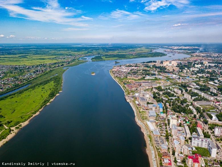 «Зеленые» хотят очищать попадающие в Томь стоки Северска препаратом из торфа