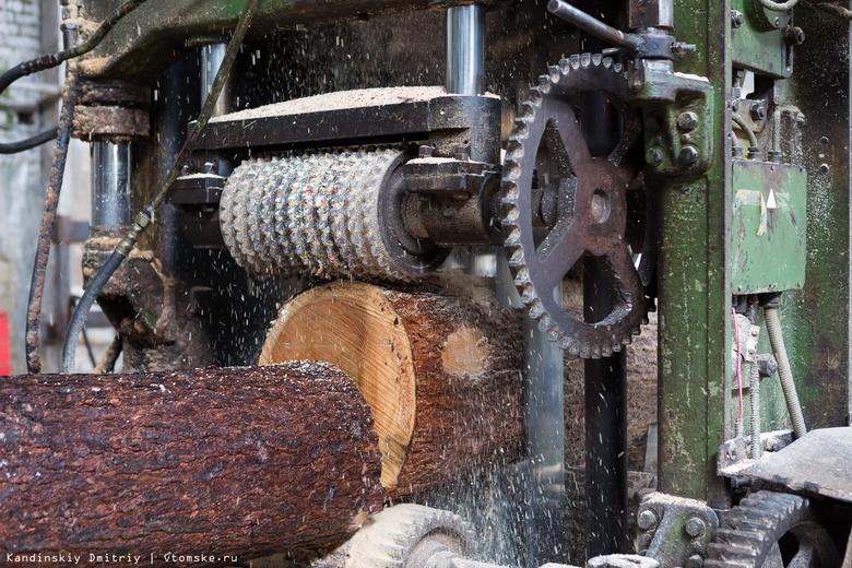Нарушения нашли прокуроры на нескольких лесопилках Томской области