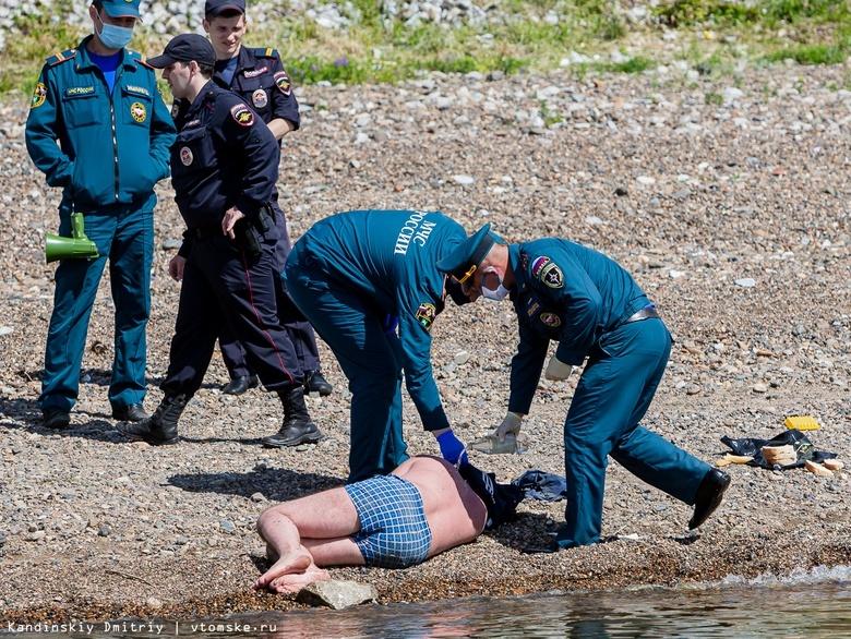 Лучше на суше: как МЧС спасает томичей от гибели на воде