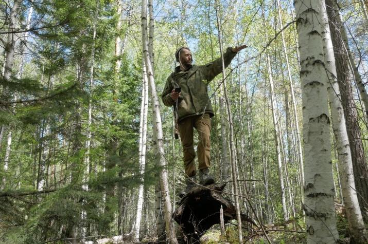 Томский путешественник обнаружил сибирский острог, потерянный несколько веков назад