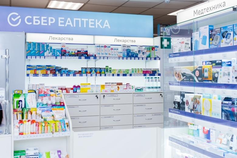Первый хаб «Сбер Еаптеки» открылся в Томске