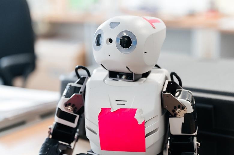 Томичи узнали на мастер-классе, как научить робота говорить
