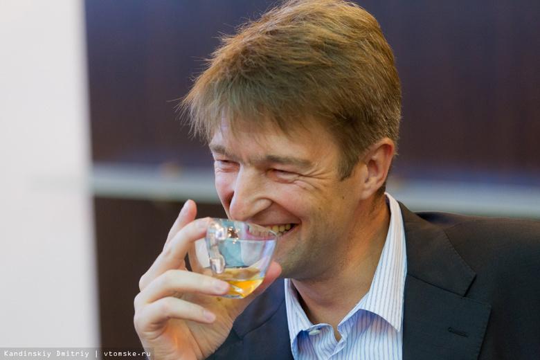 Владелец томского холдинга «KDV-Групп» Штенгелов стал долларовым миллиардером