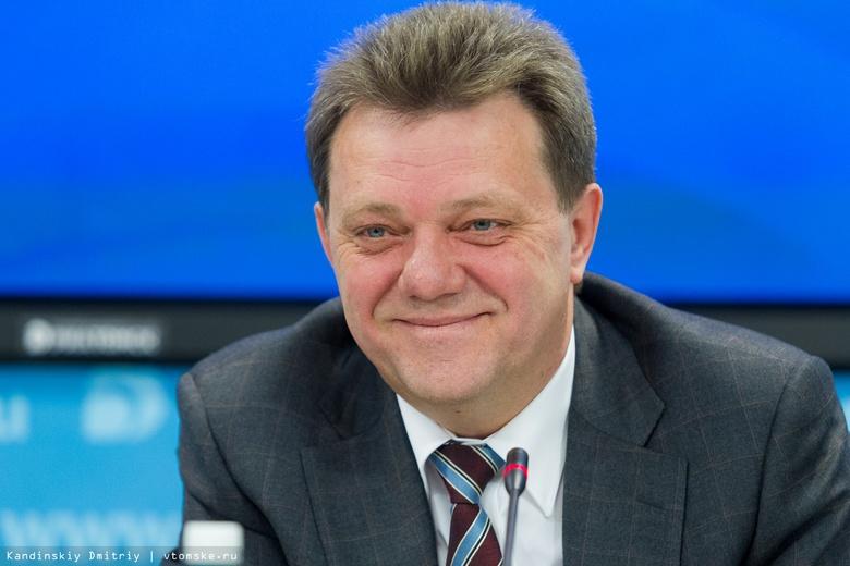 Мэр Томска Иван Кляйн переизбран на второй срок