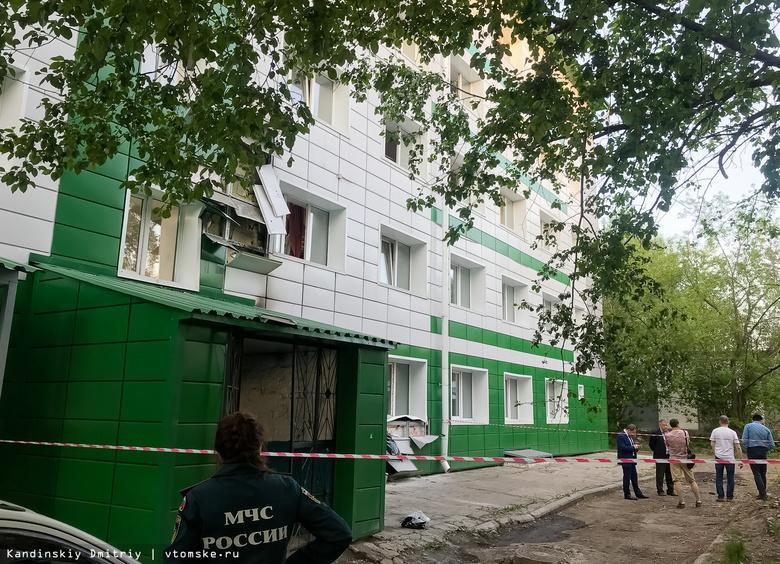 Около 300 человек эвакуировали из общежития ТПУ из-за возгорания обшивки