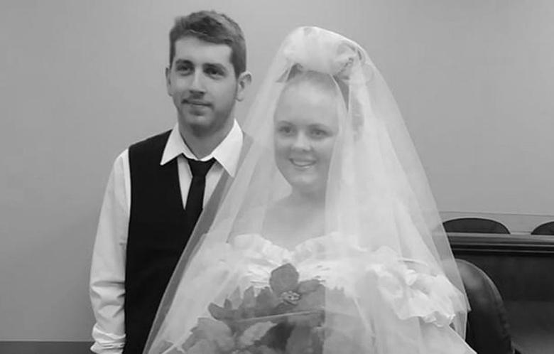 В США молодожены погибли сразу после свадьбы
