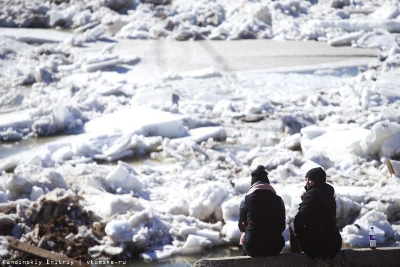 Эксперты скорректировали прогноз по вскрытию Томи в черте Томска