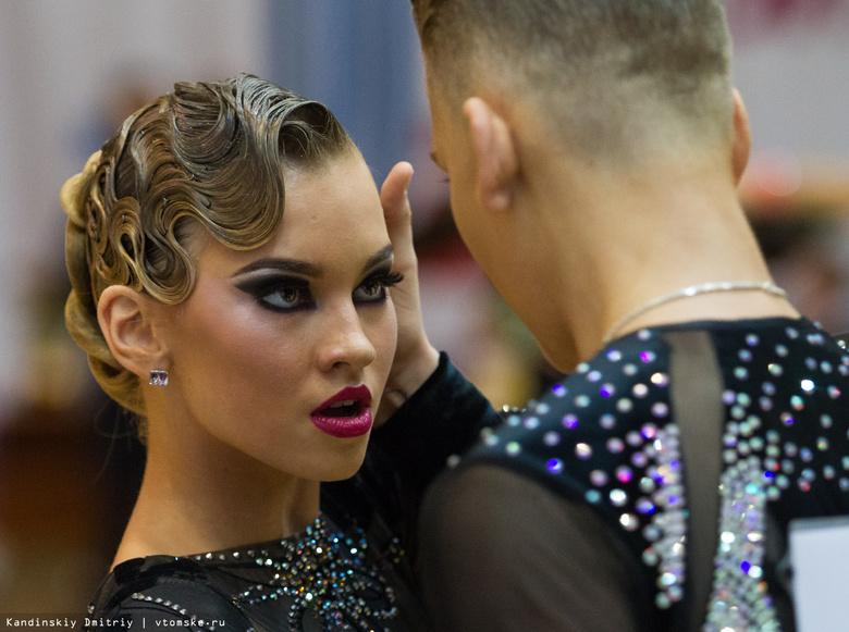 Чувство ритма: танцоры со всей Сибири выступили на соревнованиях в Томске