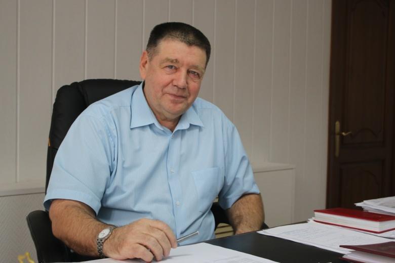Глава Шегарского района ушел в отставку