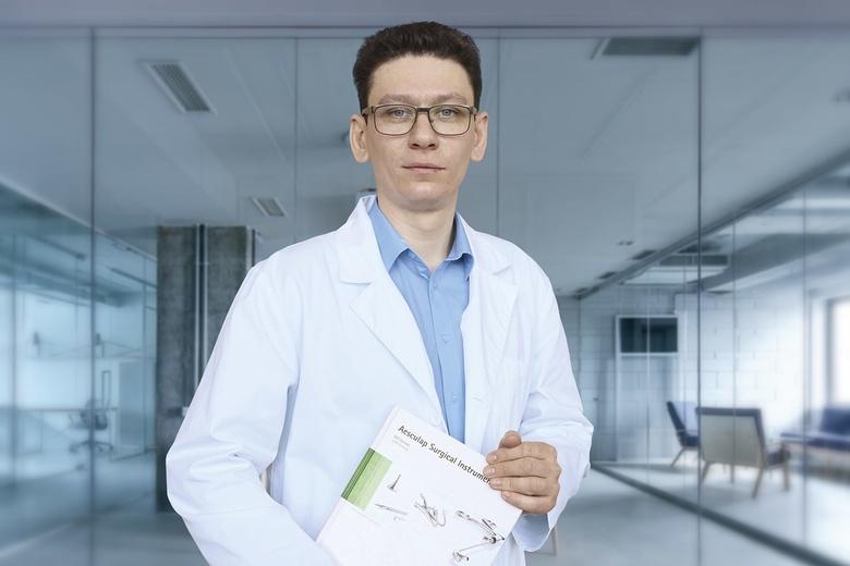 Павел Андреевич Гаврилов, уролог-андролог, хирург, онколог