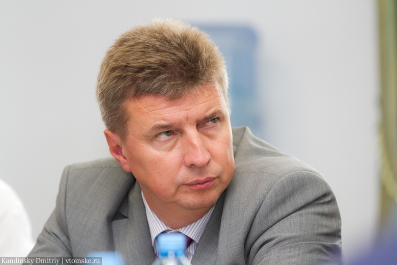 Вице-мэр Томска Евгений Паршуто покидает свой пост