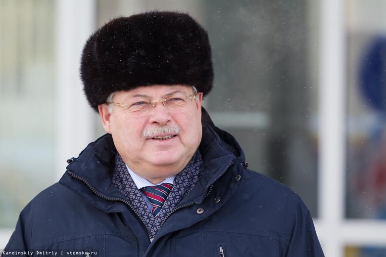 Жвачкин поручил дежурным службам Томской области усилить работу из-за непогоды