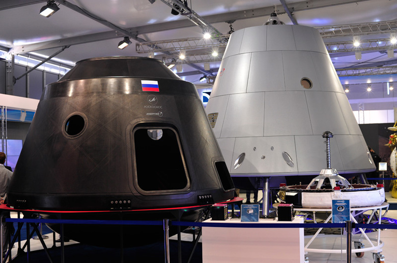 Магистранты ТПУ помогут в создании нового космического корабля «Федерация»