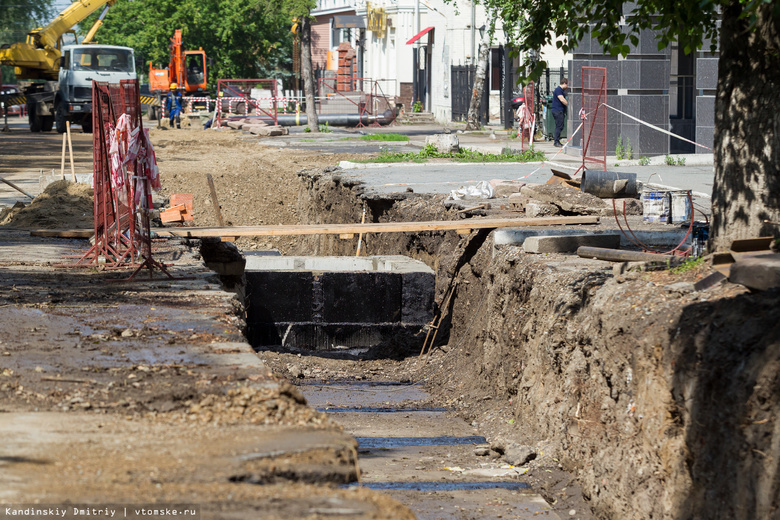 Кляйн поручил сократить число раскопок в Томске