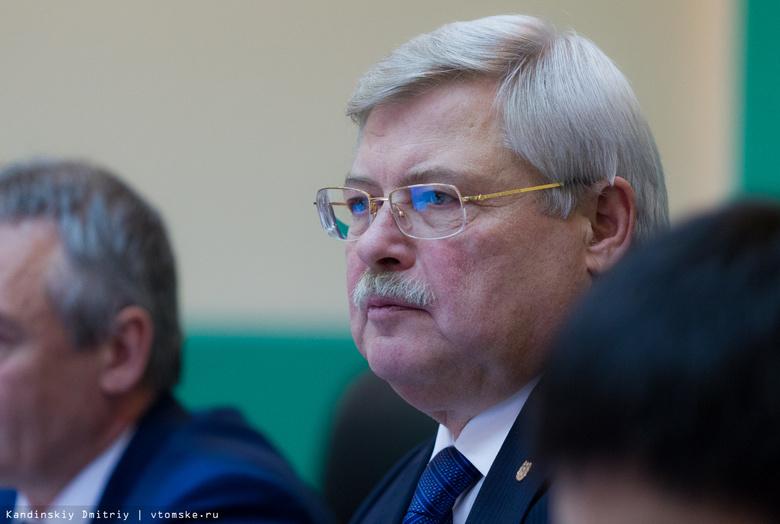 Жвачкин: инженерные работы на набережной Ушайки в Томске завершат к концу года